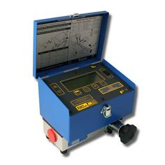 Portable Hydraulic Tester - DHM