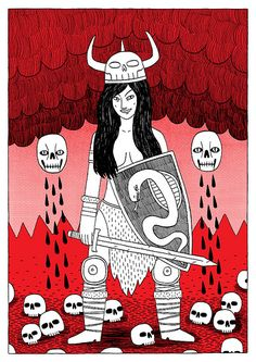 India Reynolds - The Art of Front | by Jack Teagle