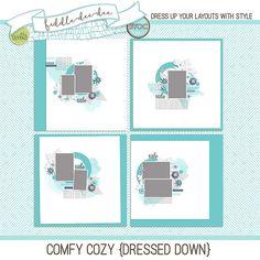 Comfy Cozy {Dressed Down}