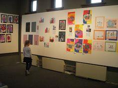 ARTASTIC! Miss Oetken's Artists: Art Show