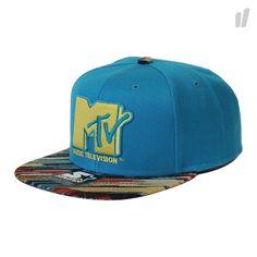 Starter MTV Retro Snapback Cap - http://www.overkillshop.com/de/product_info/info/12115/