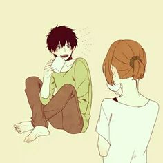 >>11 三年目の夏休み前に新平に 突然「彩夏、愛してる」と 言ってきて… 新平から彩夏は?と言われて 私は新平と付き合う前の彼と も「世界一愛してる」と言いつつ も私の惚れっぽい性格?で 浮気したせいで別れた嫌な過去 を思い出して固まっていると… 新平は気づいてくれたみたいで 「俺は大丈夫だから無理に言わなくていいよ!ごめん、嫌な記憶思い出させたんだろ?」となんていい男なんだ(。>ㅅ<。)ちょっと泣きそうな顔で 私は新平に「わ、わたしもあ、あいしてるよ」と伝えると新平は私の頭 をよしよし( o´ェ`o)ノ(。ノω\。) と頭を撫でながら「同んなじ気持ちだ!」と笑ってました。 こんな毎日が続いてほしいと思ったけど、、
