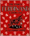 The Story of Ferdinand written by Munro Leaf and illustrated by Robert Lawson