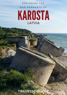 Exploring the War Remnants of Karosta, Latvia via @travelsewhere