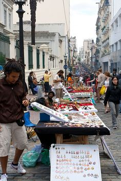 I dream of returning to Buenos Aires, and especially San Telmo with its antique markets.