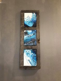 Kinda like this for the lamp but with more organic wood. - Resin art with timber - Kinda like this for the lamp but with more organic wood. Flow Painting, Pour Painting, Acrylic Pouring Art, Acrylic Art, Resin Art, Wood Resin, Alcohol Ink Art, Painting Techniques, Painting Inspiration