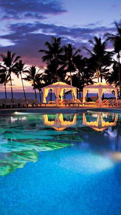 Always say yes to Hawaiian sunsets #Hawaii