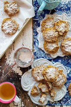 Healthy cookies means you can eat them for breakfast or snack time! Get the recipe from Marla Meridith.   - Delish.com