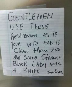 Bathroom Signs History the 50 best bathroom graffiti pictures in internet history | pithy