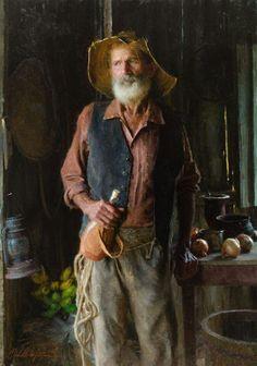 Clodoaldo Martins, Brazilian painter