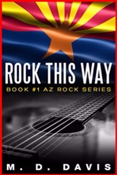 Rock This Way (AZ Rock Series Book 1) Kindle Edition by M.D. Davis (Author)  The Rock Band Diligence Jairo, Tate, Laken and Canyon will take you on an adventure that you won't forget. Crazy AZ rockers that will make you scream. Enjoy the journey rocking and rolling. Sex, jealousy and love! Hoalitas (groupies) that hang out with the band and a new maid Yakara that they paid forty grand to go on tour with them.  #kindle #music #Rock #rocker