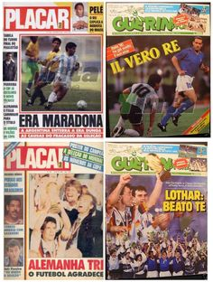 FREZAGUE74: MUNDIAL ITALIA 90 CAMPEON ALEMANIA World Cup, Germany, Baseball Cards, Sports, Football, Buenos Aires Argentina, Champs, Italy, Hs Sports