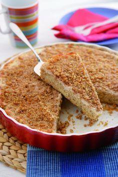 Řecký lahodný koláč se vám doslova rozplyne na jazyku.