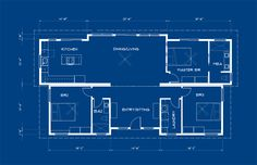 Initial Housing - Ideas for the Hayehwatha Institute Retreat Center in Mount Shasta, California - Confluence Style - 1470 SF 3BR/2BA - Ideabox for design, energy and resource efficiency, prefab construction and lifestyle
