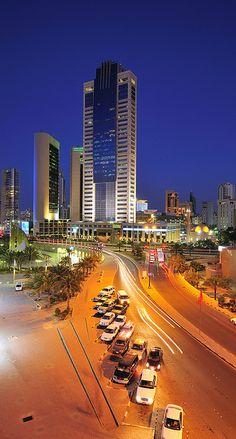 Kuwait Baitak Tower. Very beautiful Tower.