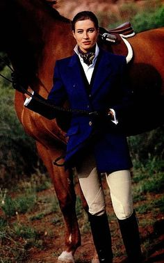 dacota trail: - Love the Blue Riding Coat