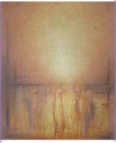 Livets kontraster 60x50 cm.Akryl på lerret. Fargenyanser:Krem, gylden, lys terakotta, gyldenbrun, antikk lilla, sotsvart.  For å se detaljer eller strukturer osv. i maleriet, kan duklikke opp bildetellerbevege musepekeren over bildet. Abstract Art, Live, Painting, Abstract, Photo Illustration, Painting Art, Paintings, Painted Canvas, Drawings
