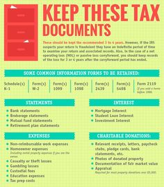 Tax Documents: This guide will help you understand what you need to keep for ho - Business Management - Ideas of Business Management - Tax Documents: This guide will help you understand what you need to keep for how long and what you can ptich. Business Management, Money Management, Business Planning, Business Tips, Craft Business, Business Design, Small Business Bookkeeping, Small Business Tax, Business Tax Deductions