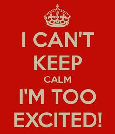 I can't keep calm - my business is too exciting! It's seriously a great work from home business that rocks. Big Business, tiny office (my phone, laptop, recliner)