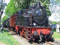 Eine ganz besondere Eisenbahnfahrt
