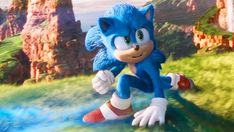 Shortly thereafter, the movie was delayed so that the cinematic Sonic could be redesigned. Now, with just four months to go until Sonic the Hedgehog finally drops, the super speedy mammal's new look has been revealed thanks to a new trailer. Sonic The Hedgehog, Hedgehog Movie, Jim Carrey, Movies 2019, New Movies, Shadow Sonic, Tika Sumpter, Sonic The Movie, In Theaters Now