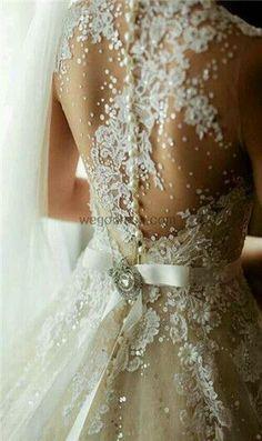 #wedding#sposa#pizzo #trasparenza
