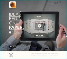 30 Awesome App Websites for Inspiration