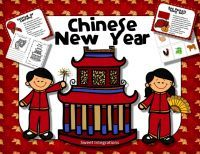 Chinese New Year Informational Text and Activities