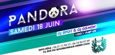 Mix at PANDORA Party DJ DSMOK x DJ SPOT