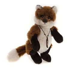 Charlie Bears Minimo Collection 2015 Townend Fox