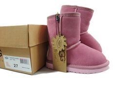 UGG 5281 Kids Classic Boots Pink