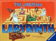 Labyrinth is THE classic Ravensburger game. Playing is easy, just find the shortest route through the a-maze-ing Labyrinth and you'll be the winner. Family Board Games, Board Games For Kids, Games To Play, Fun Games, Labyrinth Board Game, Harry Potter Disney, Maze Game, The Gruffalo, Family Game Night