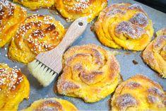 Gluten Free Baking, Gluten Free Recipes, Swedish Recipes, Nom Nom, Delish, Bakery, Food And Drink, Yummy Food, Bread