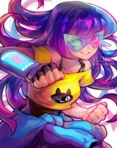 Animated Cartoon Characters, Cartoon Fan, Cartoon Crossovers, Cartoon Shows, Girl Cartoon, Deadpool Wallpaper, Cartoon Wallpaper, Glitch, Tuff Puppy