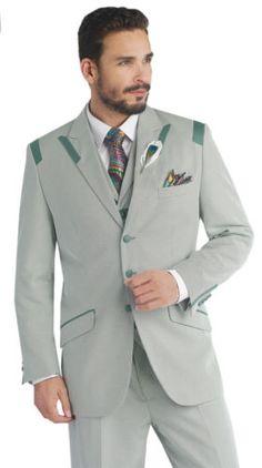 Light Blue 3 Piece Fashion Mens Suit M2655 Cyber Monday Sale Black ...