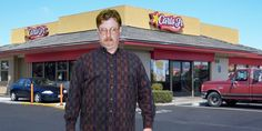 Vacationing Man Excited To Try Fast Food Franchise Not Found In Hometown