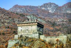 Castello di Verres, Val D'Aosta