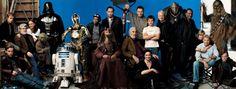 Star Wars. Annie Leibovitz