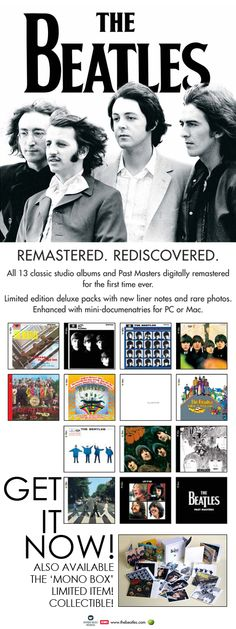 The Beatles album  wanna buy ? mention to our twitter @wmistore OR @warnermusicID
