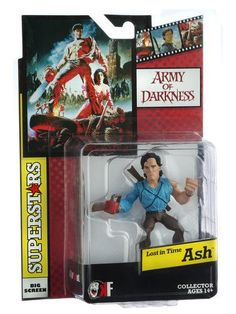 Army of Darkness Ash Action Figure