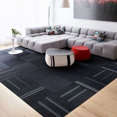 Help Identifying Modern Tufted Couch from FLOR Catalog? — Good Questions