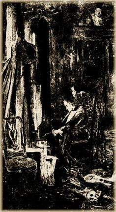 an analysis of feelings in the fall of the house of usher by edgar allen poe As a once proud, powerful family, the estate carries an imposing feel to it  the  fall of the house of usher is one of edgar allen poe's most well.