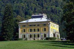 Le Château de Syam, encore appelé Villa palladienne de Syam dans le Jura http://www.chateaudesyam.fr/