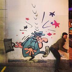 Ian Somerhalder - @iansomerhalder | 11/05/2013 - Getting my ass kicked in Brussels-  Photo By my cosmic brother Miles Daniel http://instagram.com/p/ZLmwlcqJ7S/ - Twitter & Instagram Pictures - http://instagram.com/iansomerhalder/#