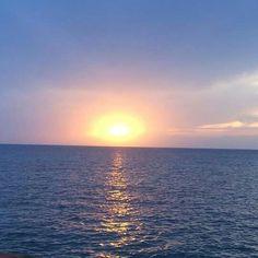Cozumel sunrise Cozumel Island, Sunrise, Celestial, Outdoor, Outdoors, Outdoor Games, The Great Outdoors, Sunrises