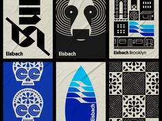 View on Dribbble Brand Identity Design, Branding Design, Ux Design, Brooklyn, Brand Presentation, North Vancouver, Job Opening, Logo Branding, Design Elements
