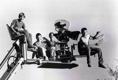 Behind the Scenes Of Famous Movies. Corey Feldman, Jerry O'Connelll, Wil Wheaton, & River Phoenix ~ Stand By Me River Phoenix, Scene Photo, Movie Photo, Jerry O'connell, Corey Feldman, Wil Wheaton, Famous Movies, 80s Movies, 1980s Films
