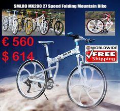 SMLRO MX200 Folding Mountain Bike €560 frei Haus