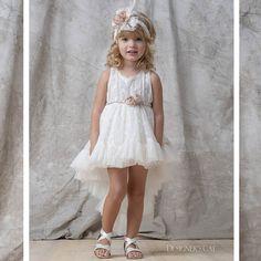 boho  dress  vaptisi  girl Δαντελένιο φόρεμα σε boho style ... 28f6cf75760