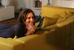 Certo che nei Divani AIR si sta proprio comodi!! #air #sofa #design #living…